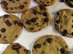 triple-choclate-chip-cookies