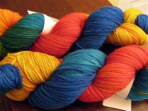 Eye of Jupiter Yarn