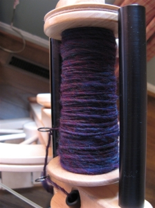 Purple Bobbin