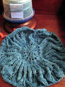 Girasole with Yarn