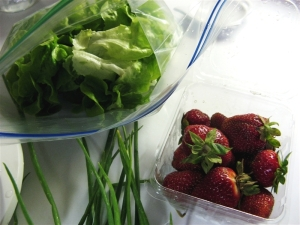 Yum Strawberries