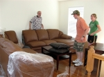 Arranging the Sectional