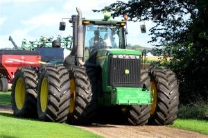 Monster Tractor