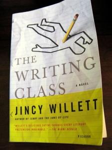 Writing Class Book