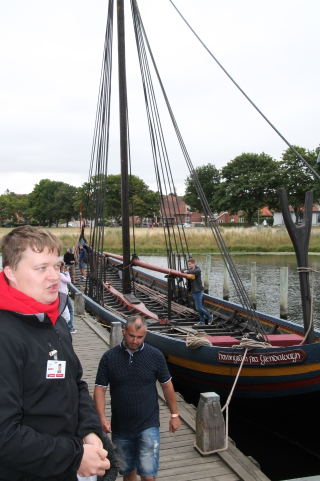 Our Viking Ship Tour Guide